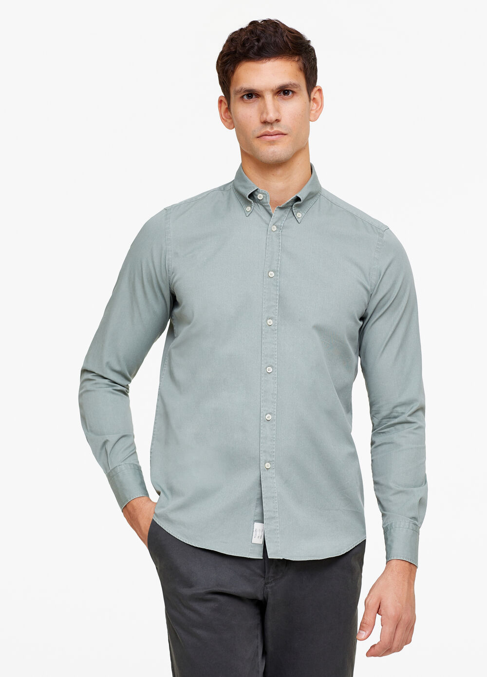 Rumford 100% cotton shirt