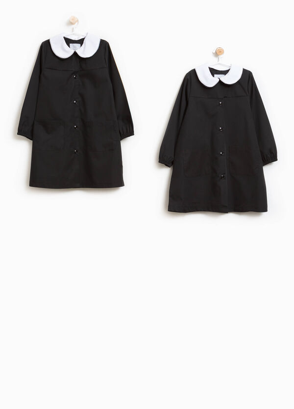 Pack of two smocks with rounded collar | OVS