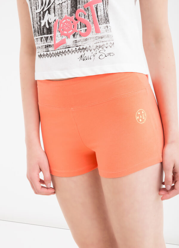 Maui and Sons stretch cotton shorts | OVS