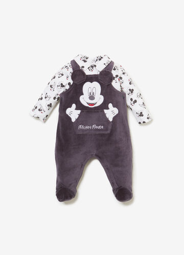 Mickey Mouse outfit in BCI cotton blend