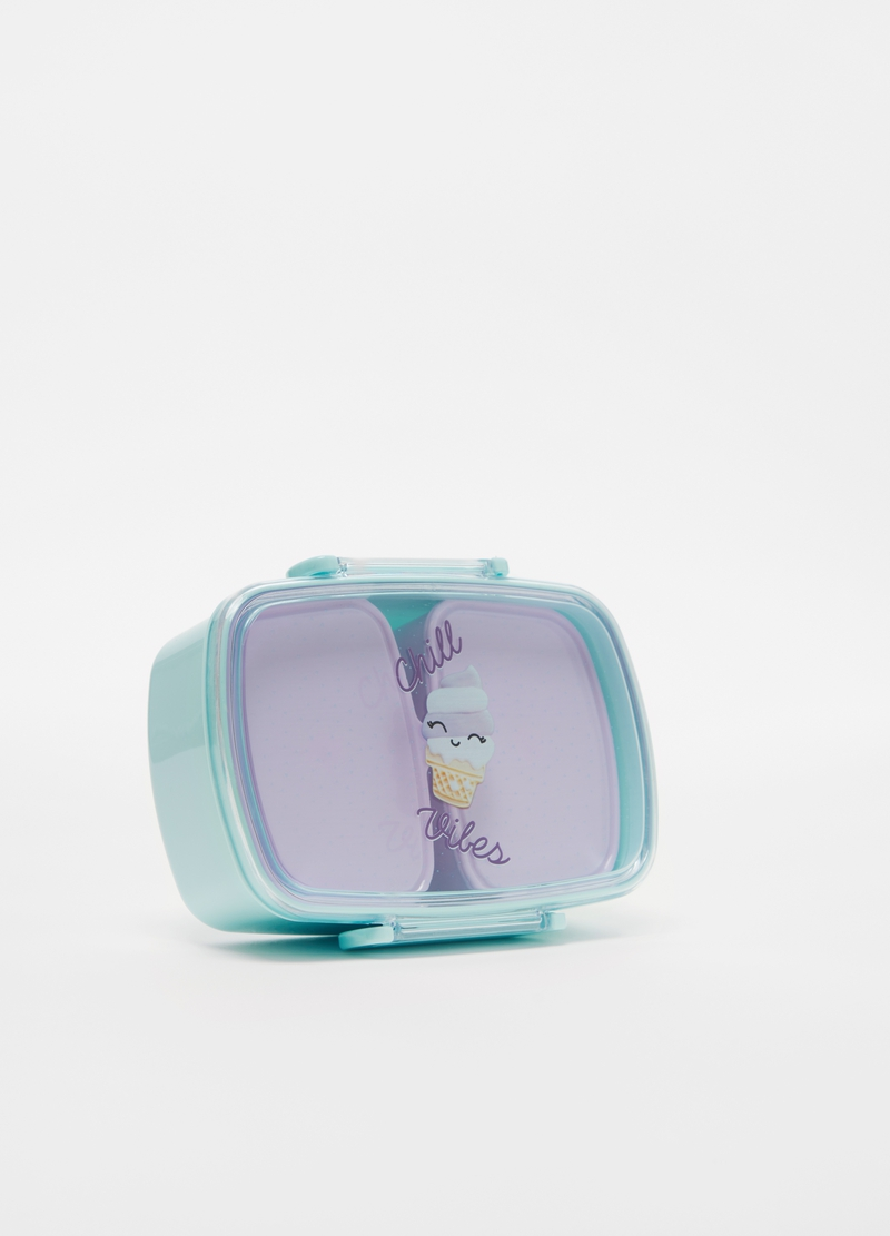 Lunchbox stampa cono gelato image number null