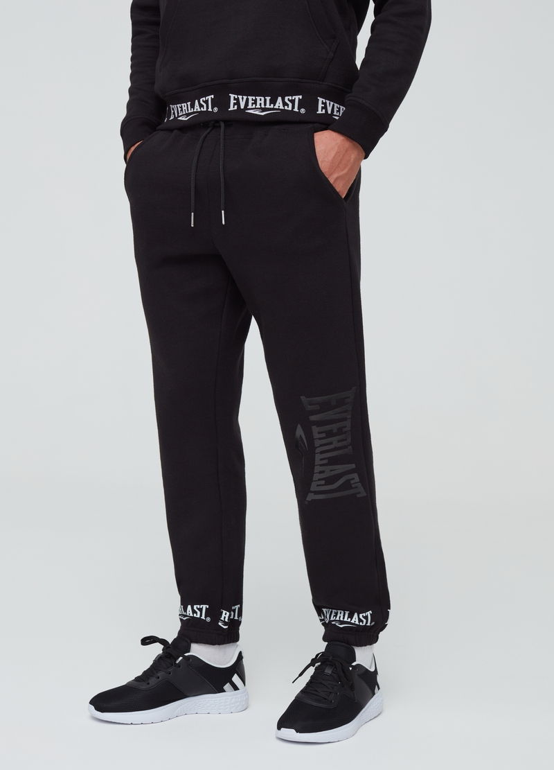 Everlast joggers with drawstring and pockets image number null