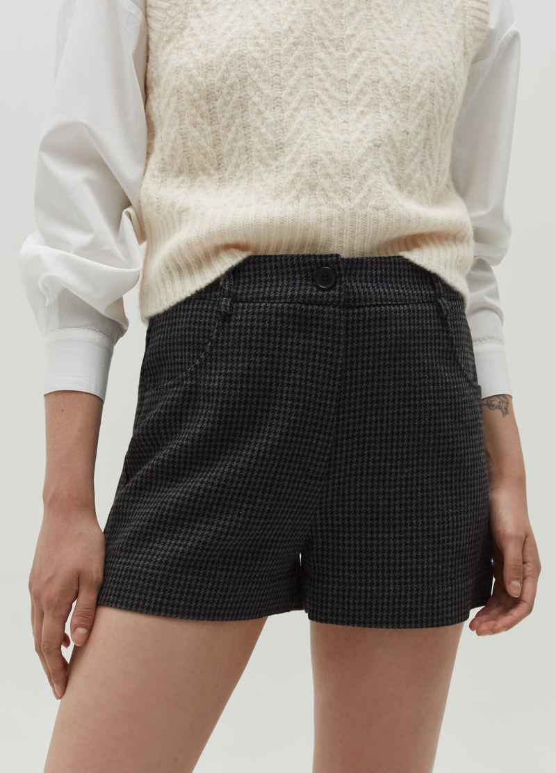 Baby Angel high-waisted shorts image number null