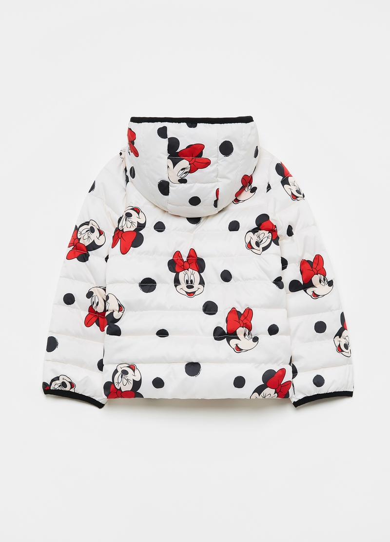 Piumino stampa Minnie all-over image number null