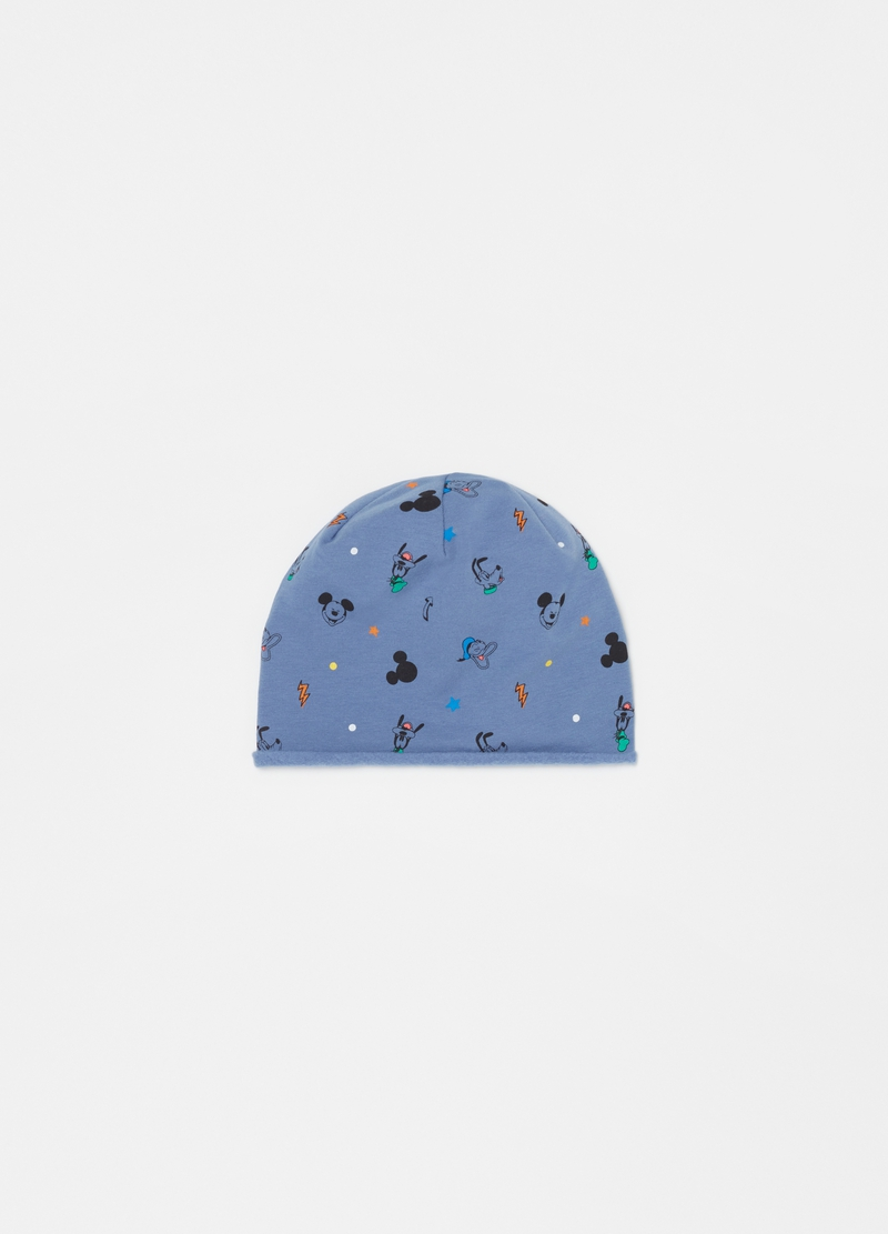 French terry hat with Disney characters image number null