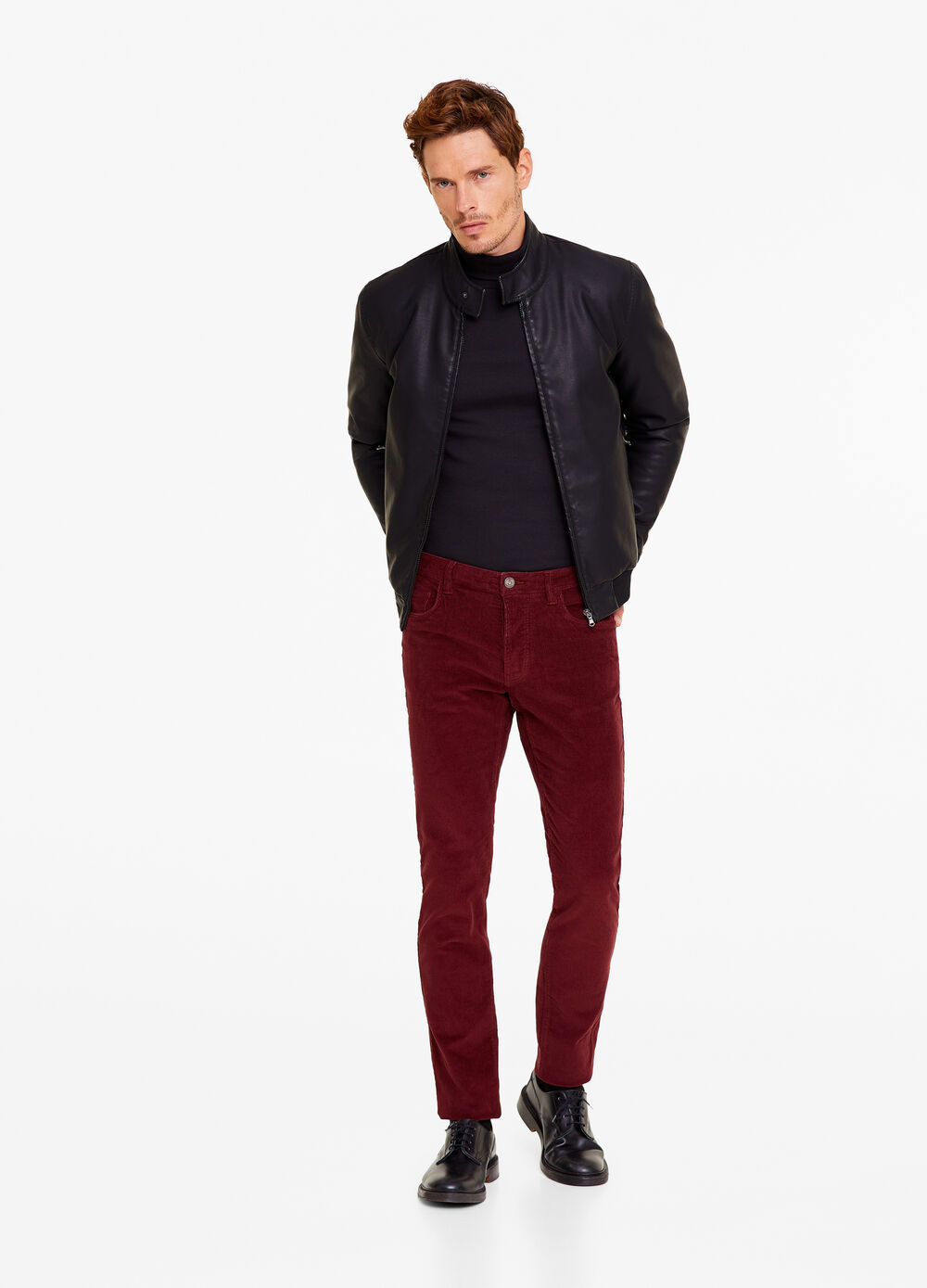 Pantaloni premium stretch