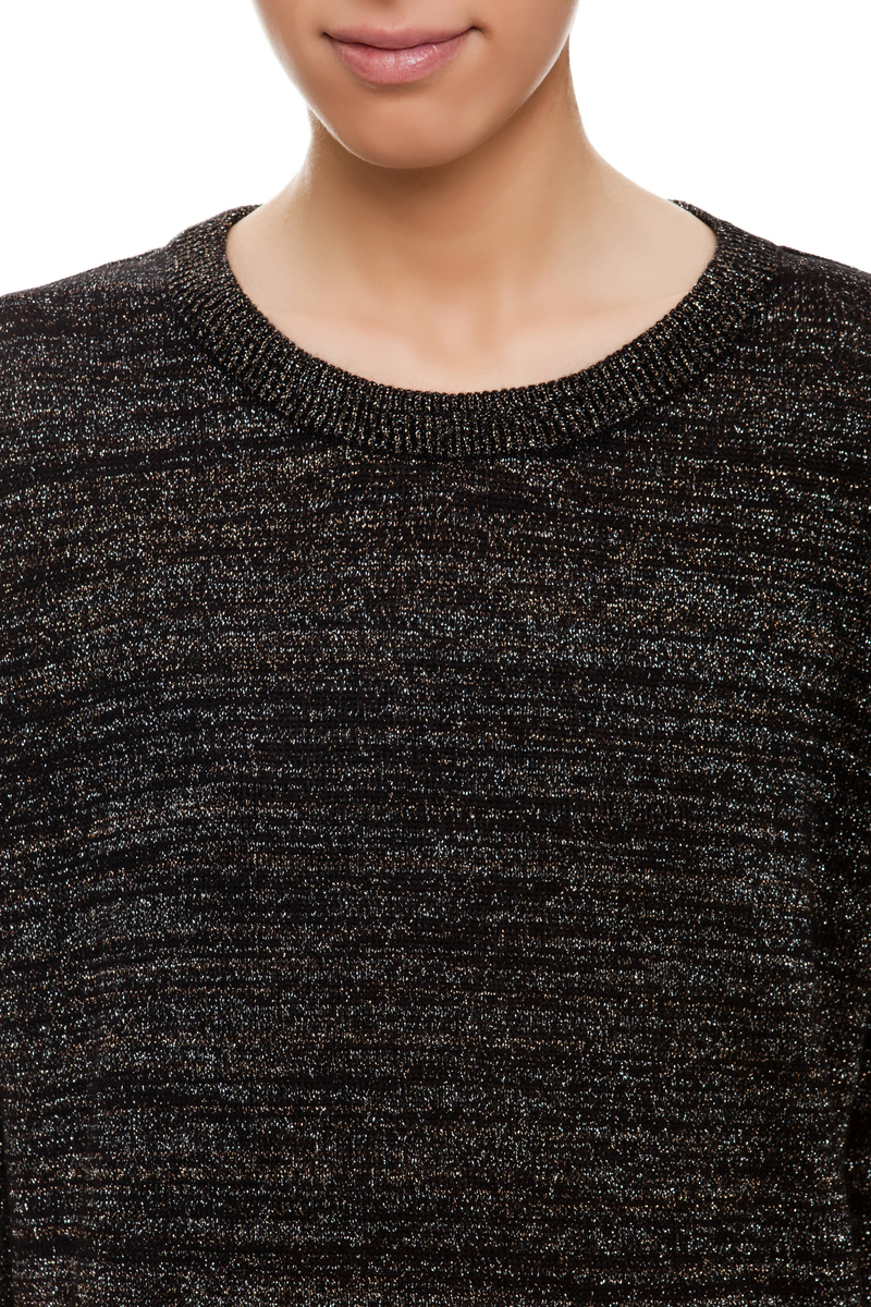 Pullover con lurex image number null