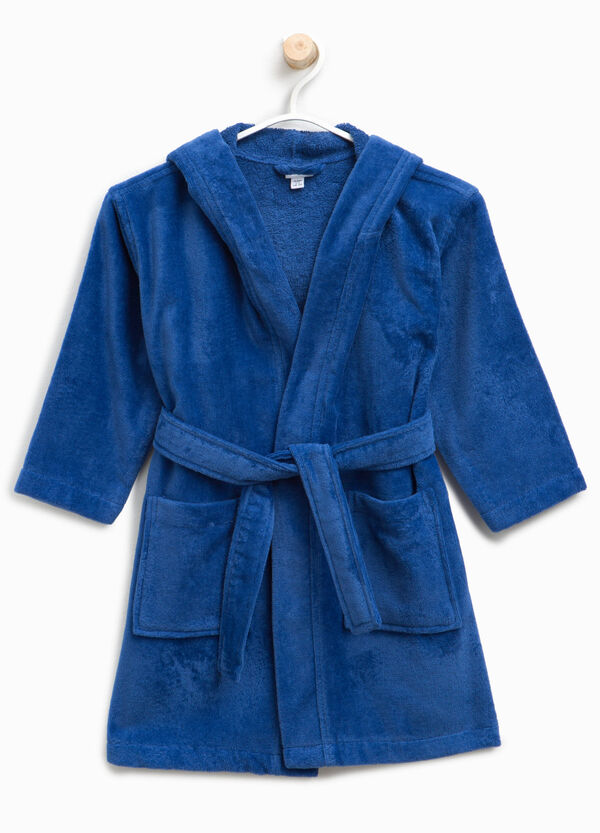 100% cotton bathrobe | OVS