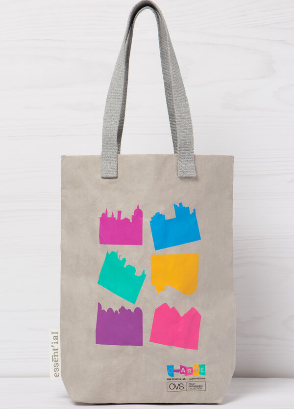 Shopping bag Essent'ial per ​Kids Creative Lab | OVS