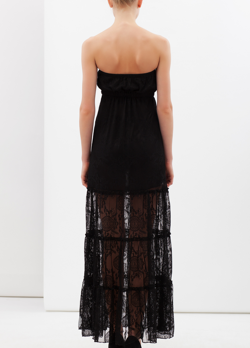 Long lace dress image number null