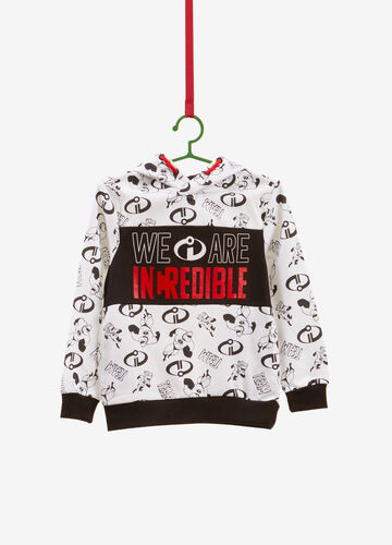 The Incredibles sweatshirt in 100% cotton
