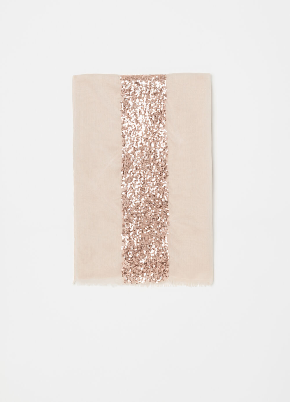 Pashmina with sequins