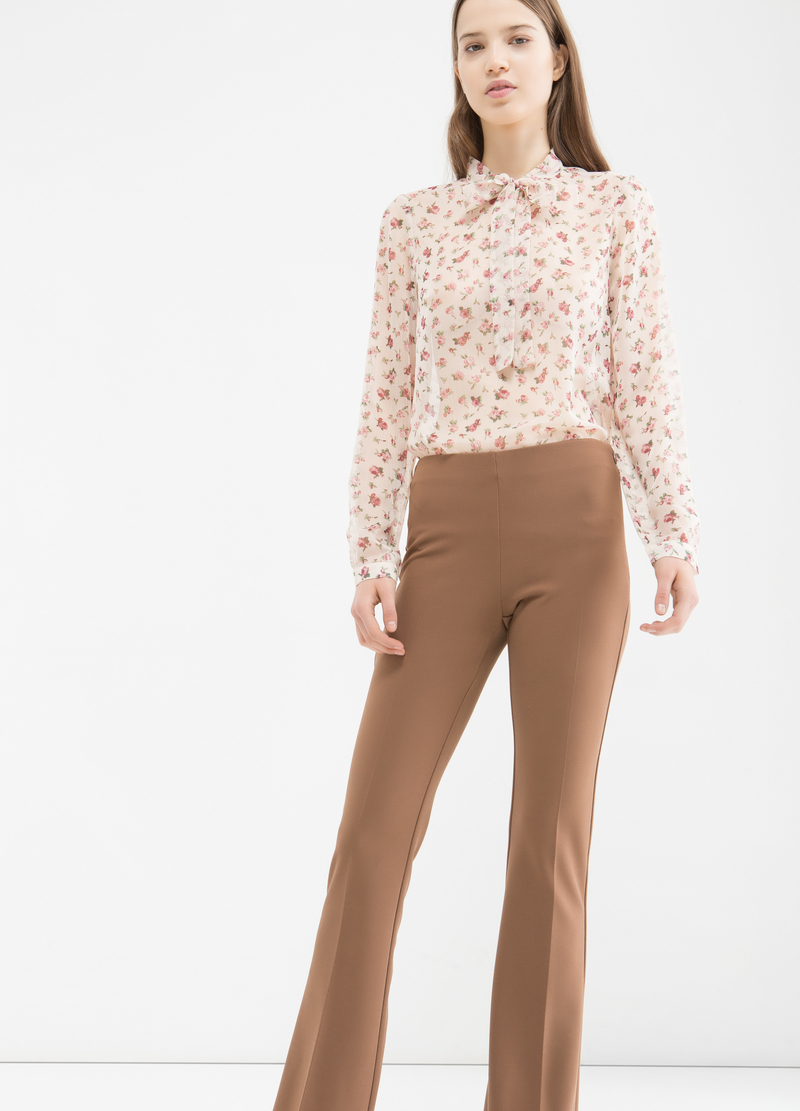 Floral pattern shirt image number null