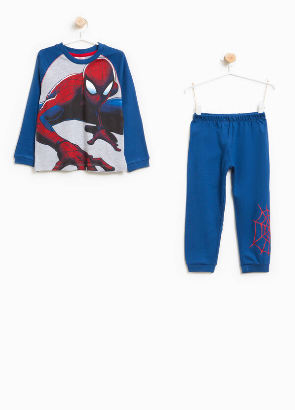 100% cotton Spiderman pyjamas | OVS