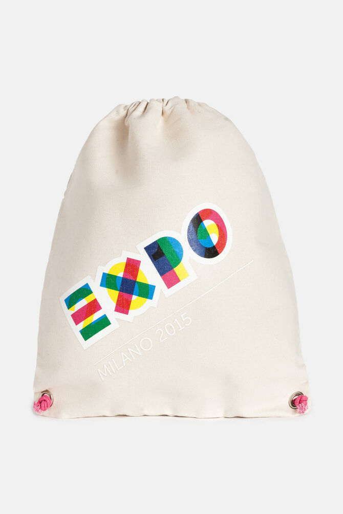 Sacca in cotone EXPO2015