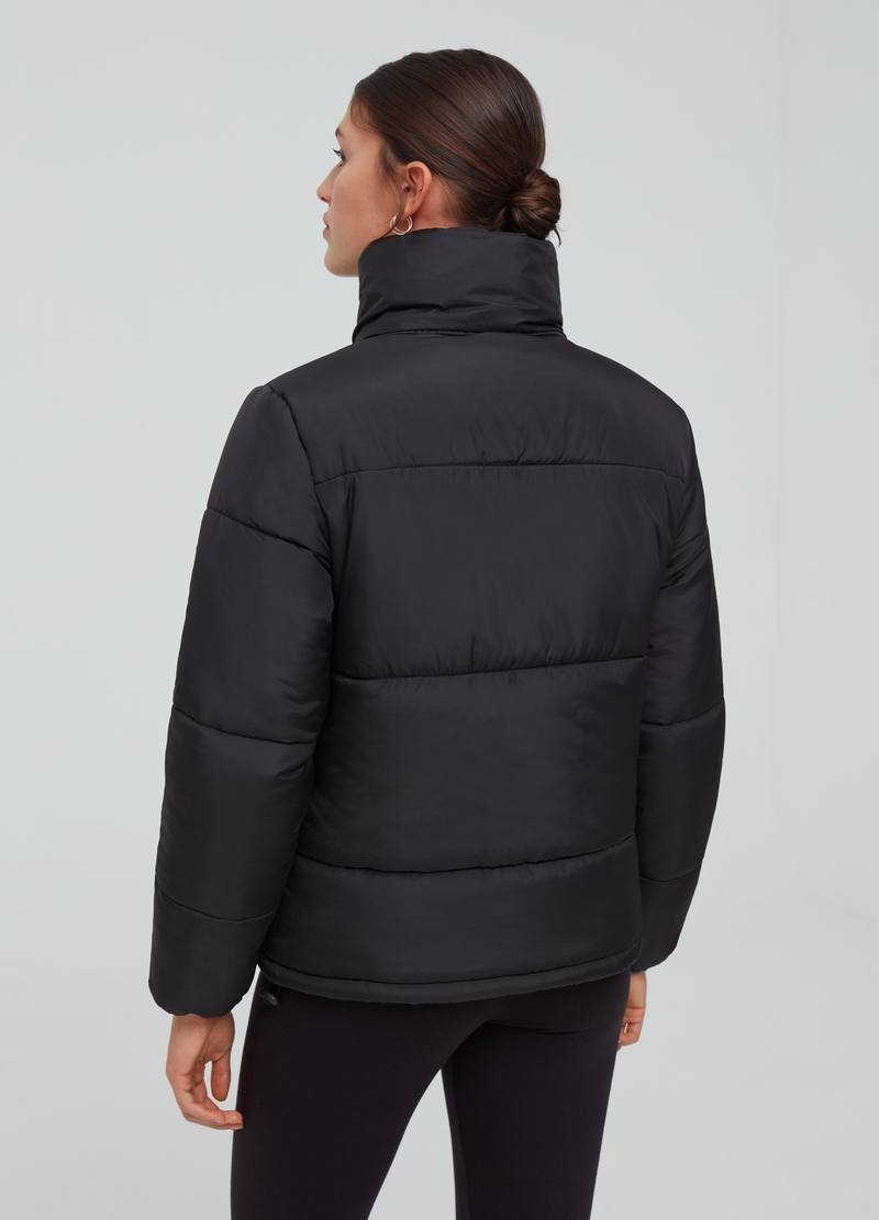 Everlast padded jacket with high neck image number null