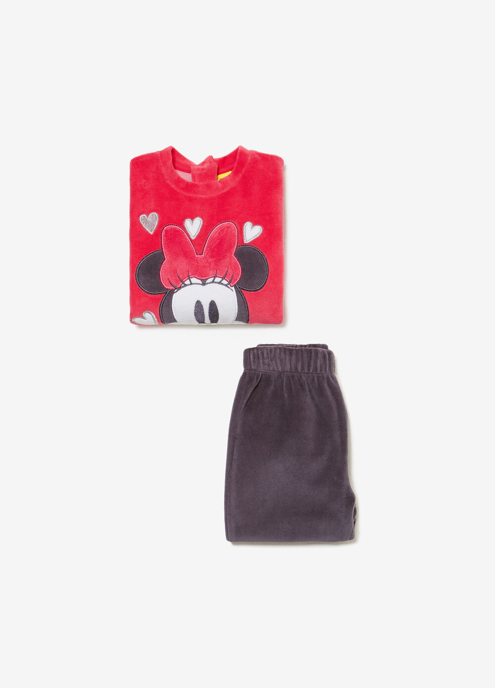 Minnie Mouse BCI pyjamas in cotton blend