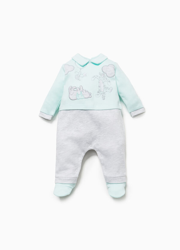 Onesie with Winnie the Pooh patch