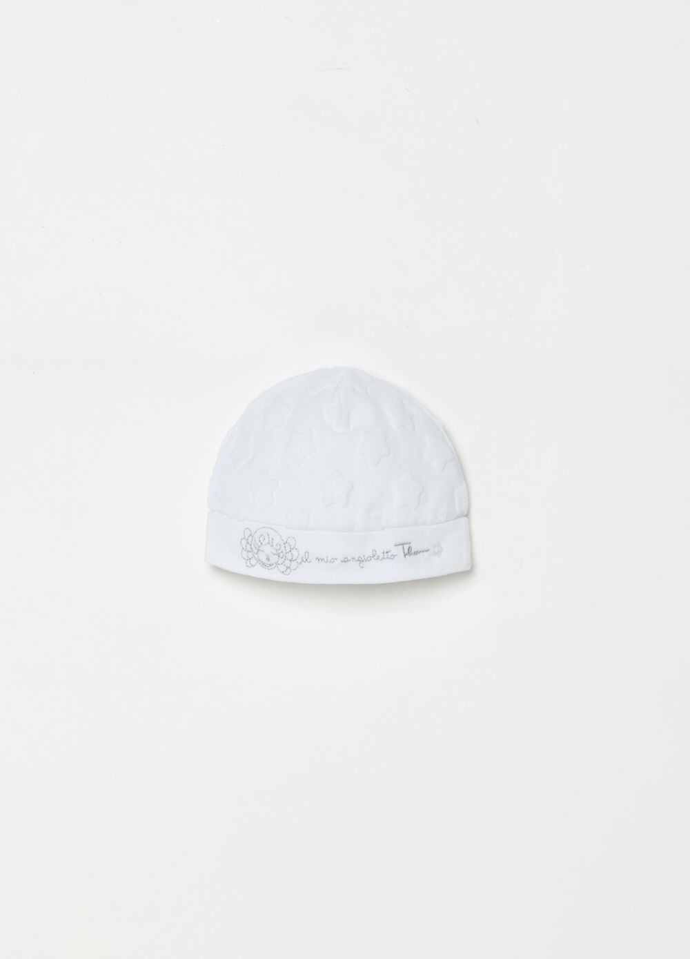 THUN unisex beanie cap with applications