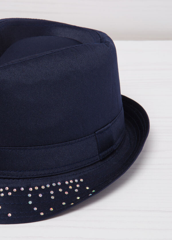 Diamanté fishing hat | OVS