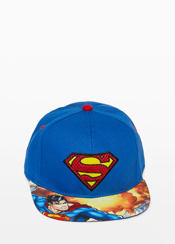 Cappello da baseball Superman