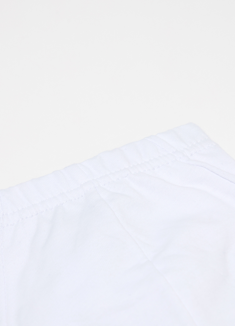100% cotton briefs with elastic waist band image number null