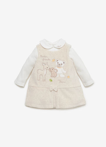 THUN Teddy outfit with dress