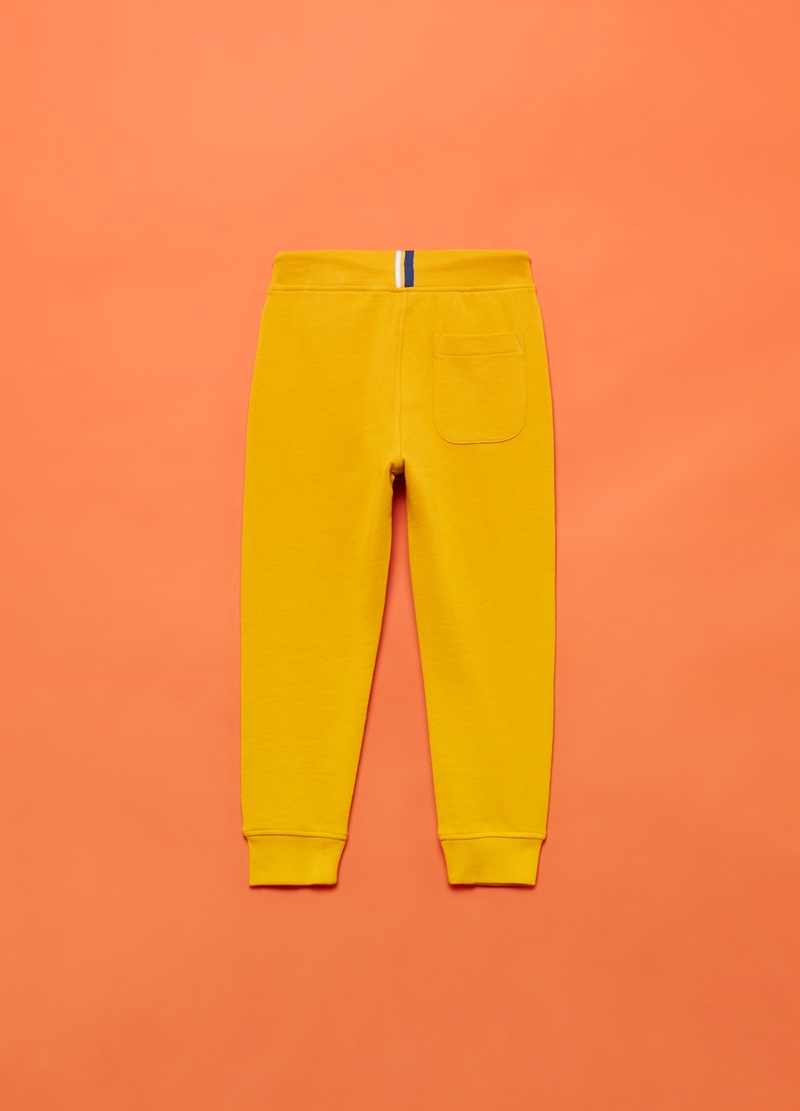 Joggers in French Terry con tasche image number null