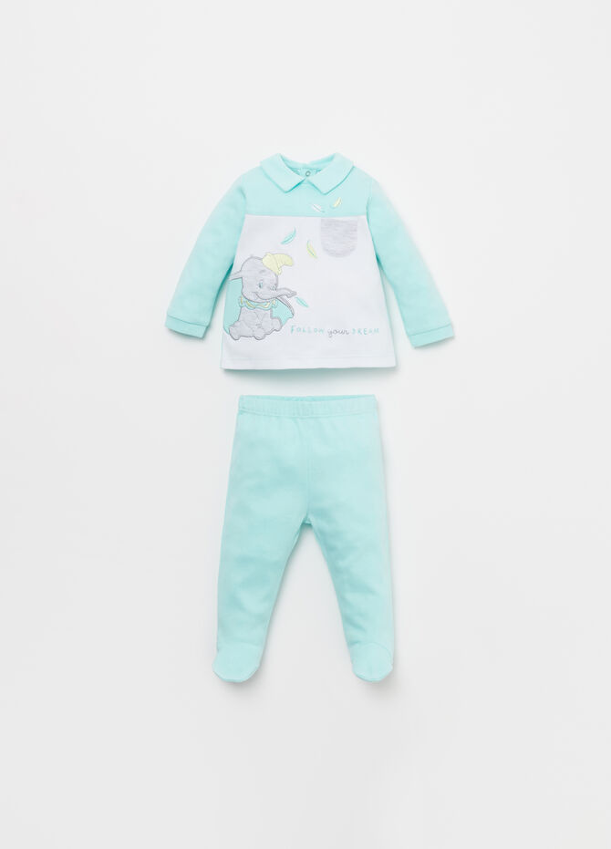 Disney Baby Dumbo T-shirt and baby leggings set