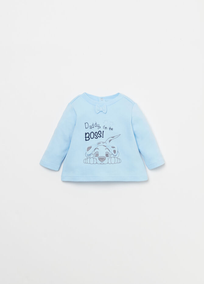 Disney Baby T-shirt with bow tie and ears