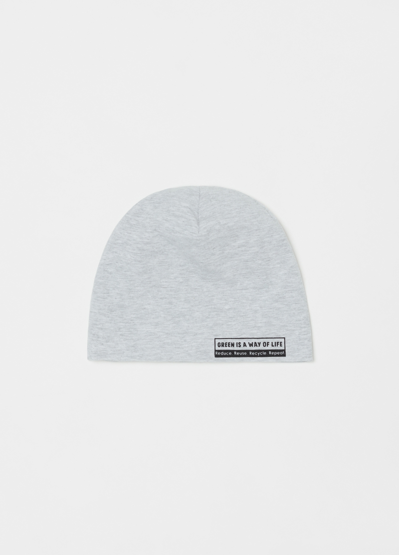 Double-sided printed jersey cap image number null