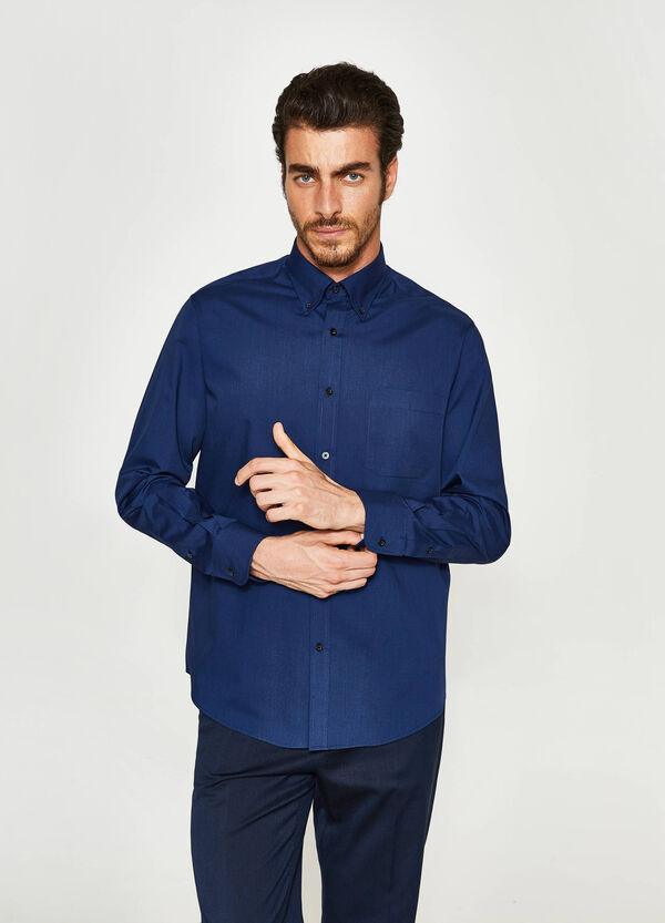 Camicia formale regular fit button down | OVS