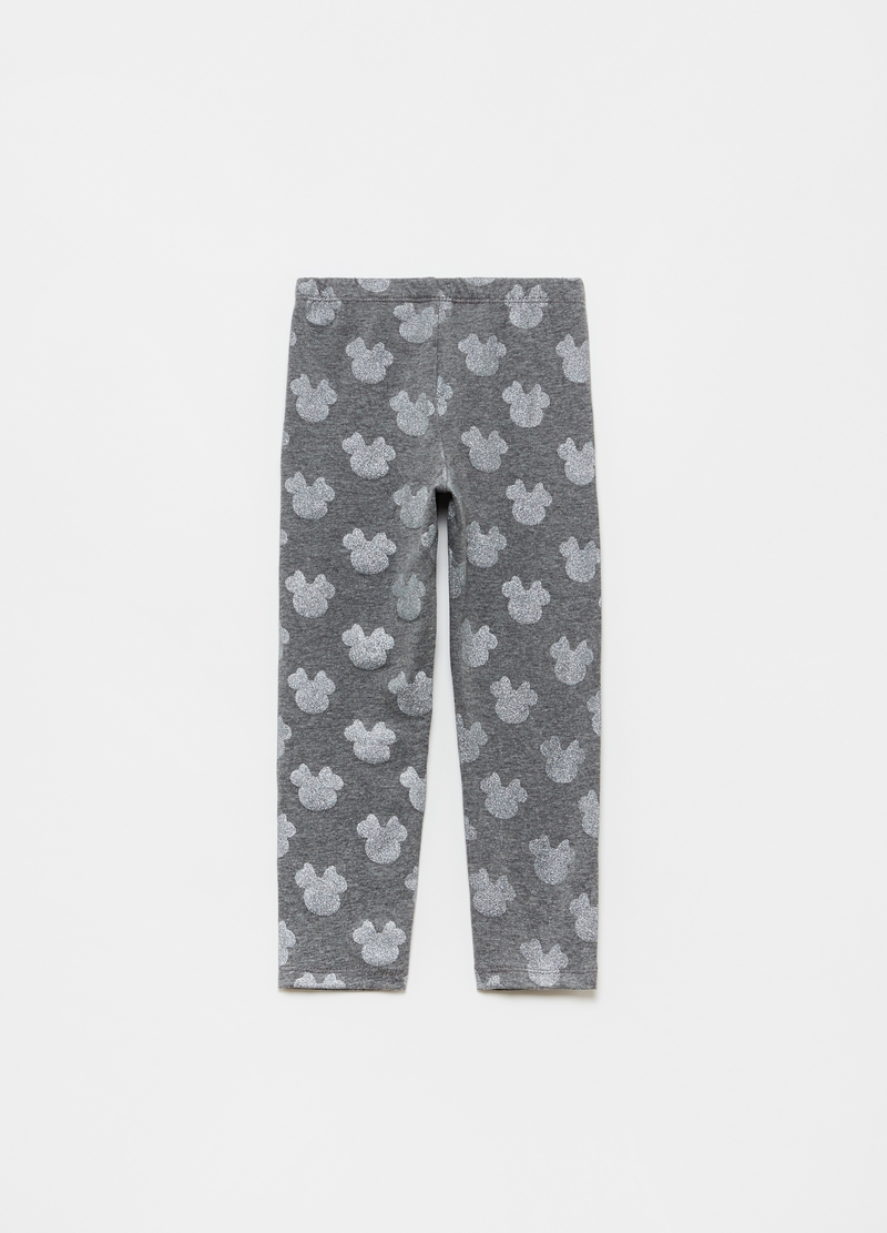 Leggings stampa Disney Minnie all-over image number null