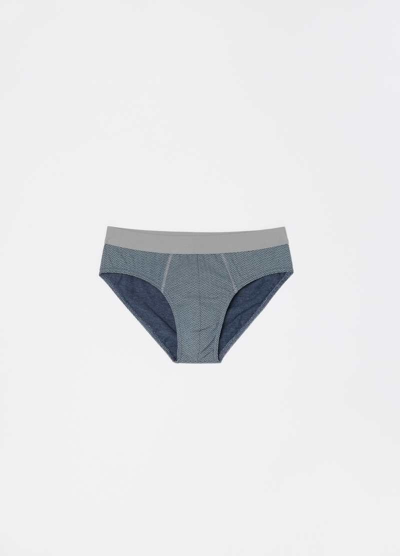 Five-pack briefs in 100% cotton image number null