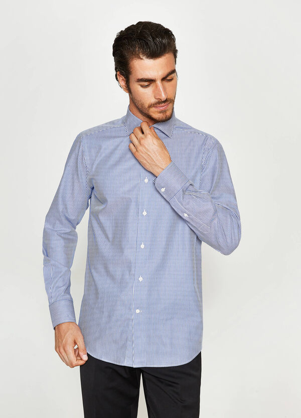 Camicia formale slim fit a righe | OVS