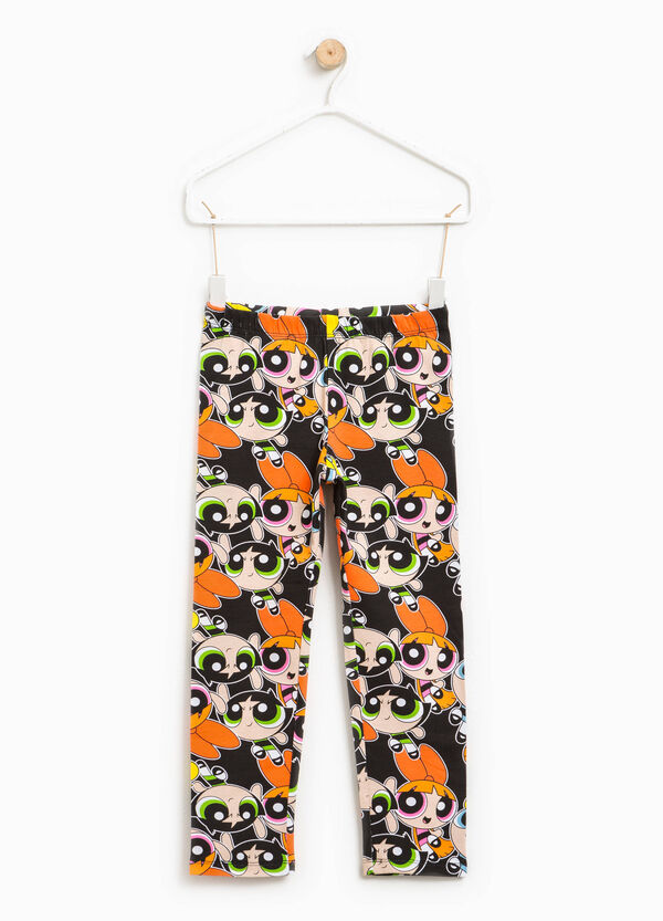 The Powerpuff Girls stretch leggings | OVS