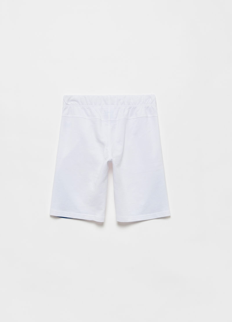 UEFA Euro 2020 cup cotton Bermuda shorts image number null