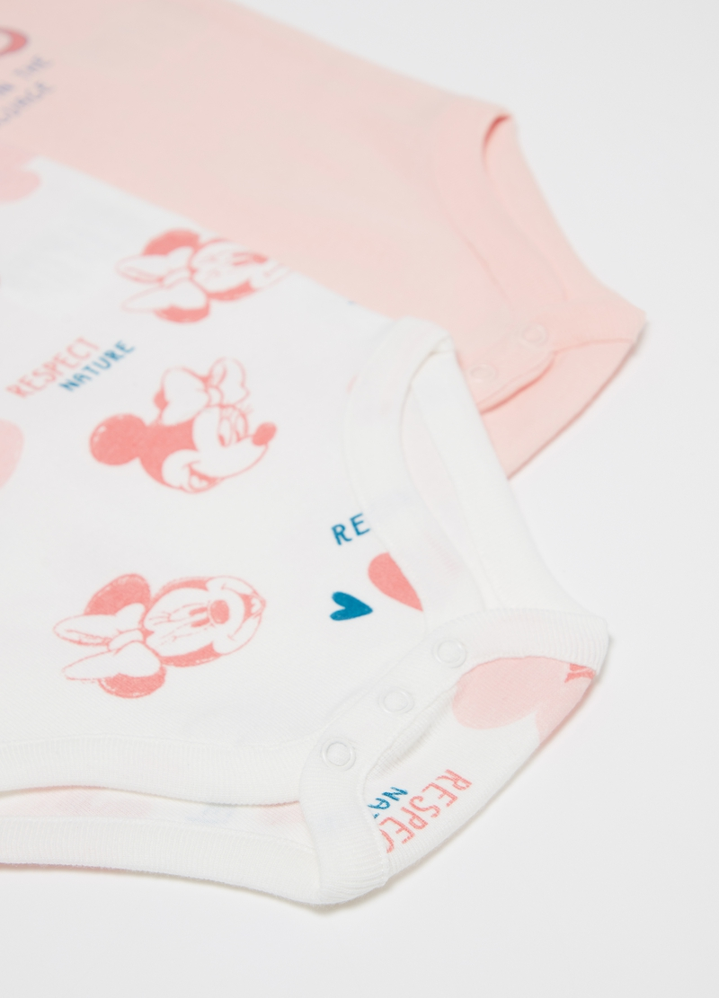 Bipack body Disney Baby Minnie image number null