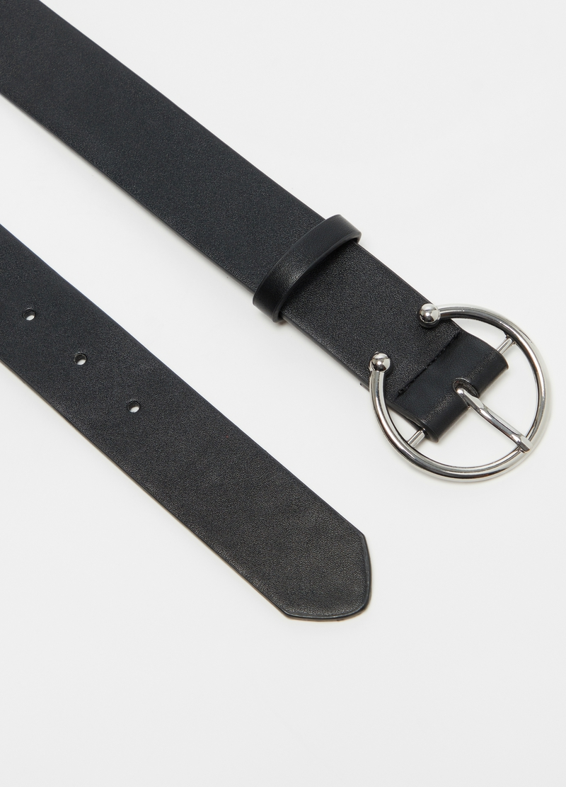 Belt with C buckle image number null