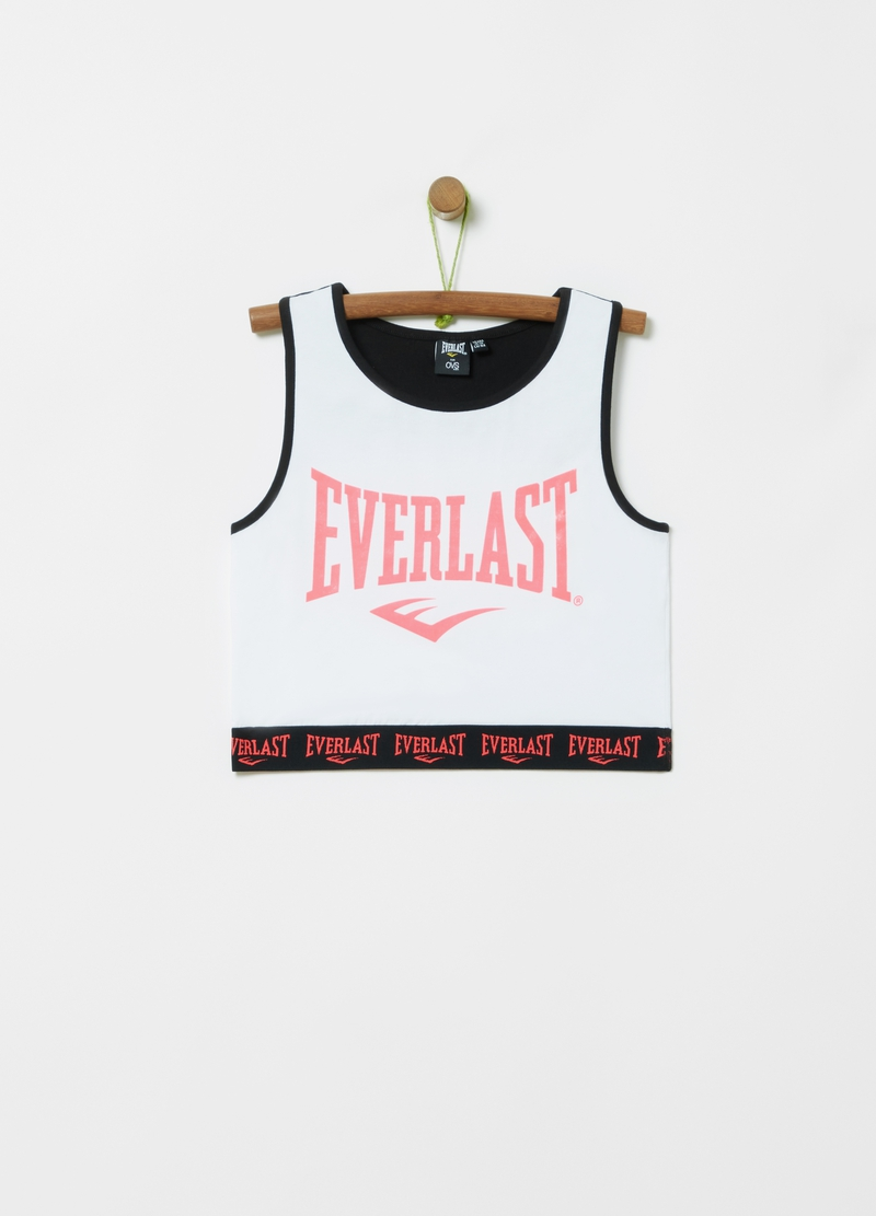 Top stretch stampa Everlast image number null