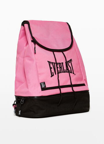 Everlast backpack with pockets and print