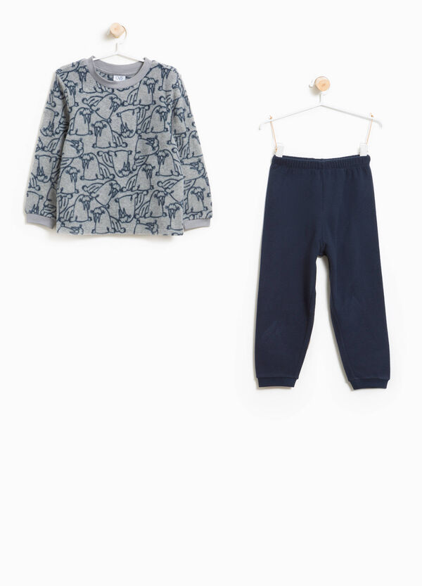 Pyjamas with walrus pattern | OVS