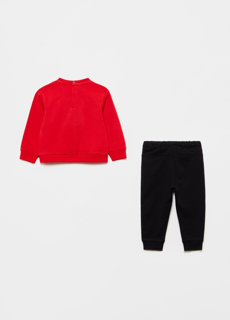 Mickey Mouse jogging set in 100% organic cotton image number null
