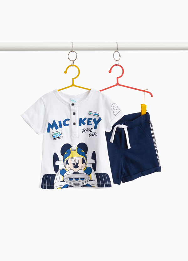 Mickey Mouse 100% cotton outfit