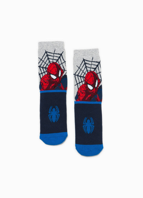 Slipper socks with Spiderman embroidery | OVS
