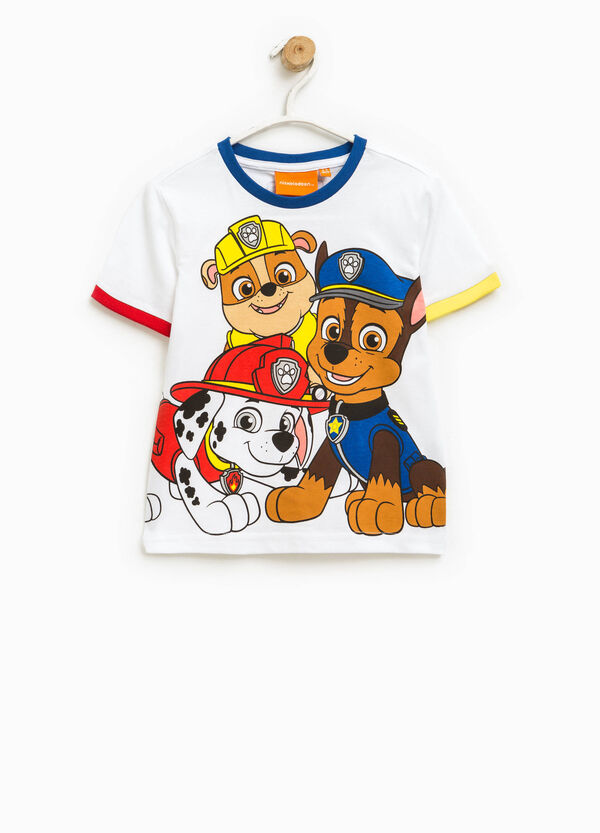 Round neck T-shirt with Paw Patrol print | OVS