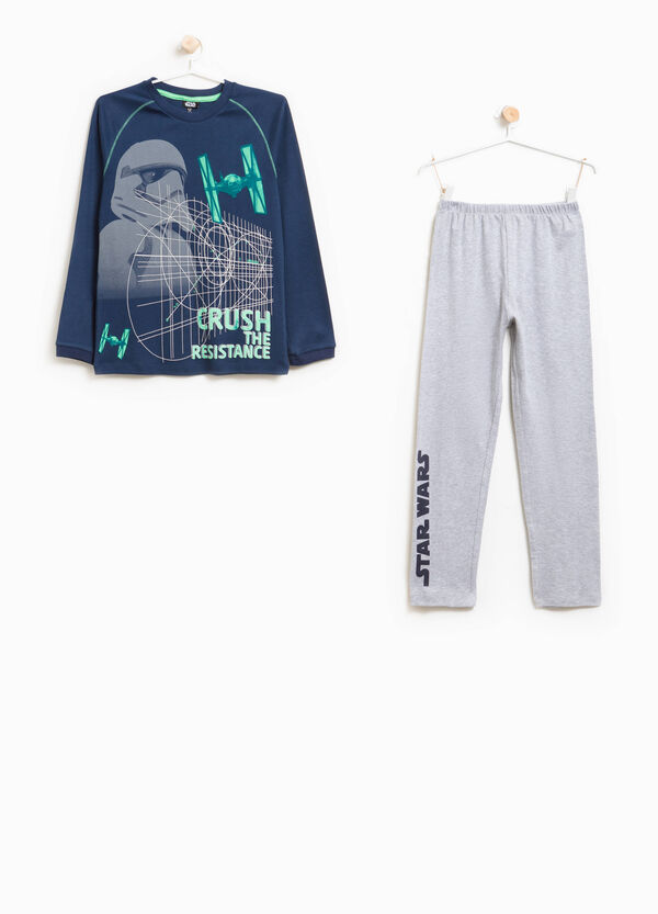 100% cotton pyjamas with Star Wars print | OVS