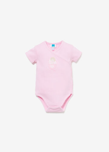 THUN 100% cotton bodysuit