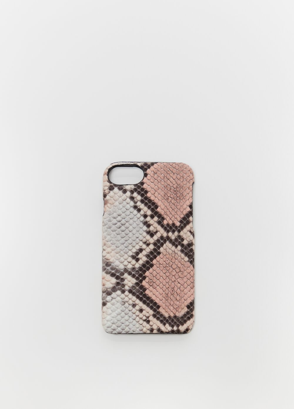 Cover for iPhone with reptile print