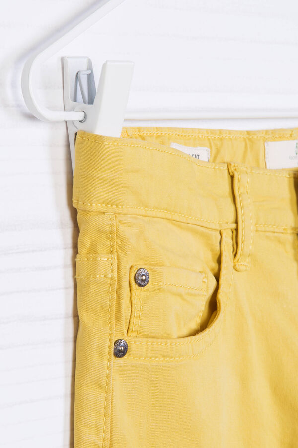 5-pocket stretch chino trousers | OVS